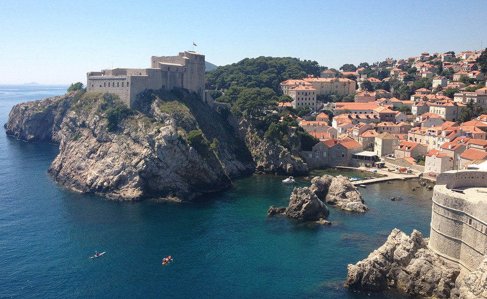 King's Landing, I mean Dubrovnik