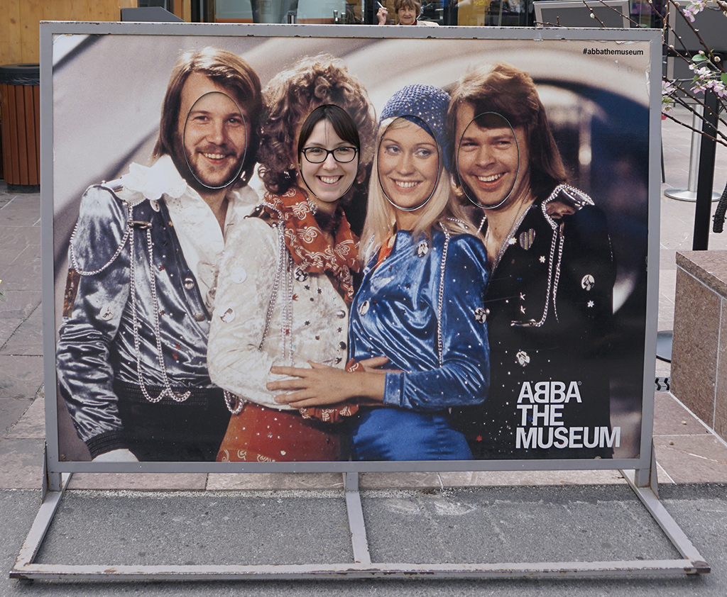 Joining ABBA