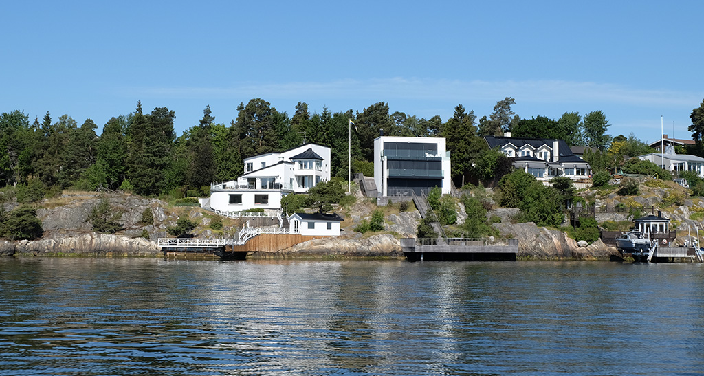 Stockholm summer house #goals