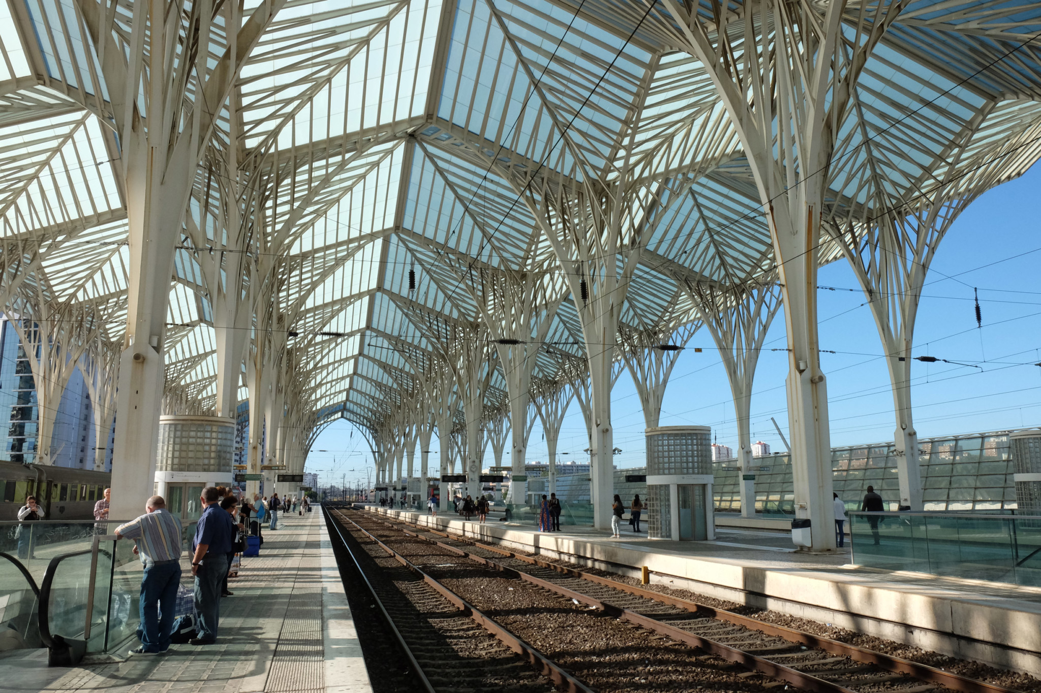 Lisbon Oriente station