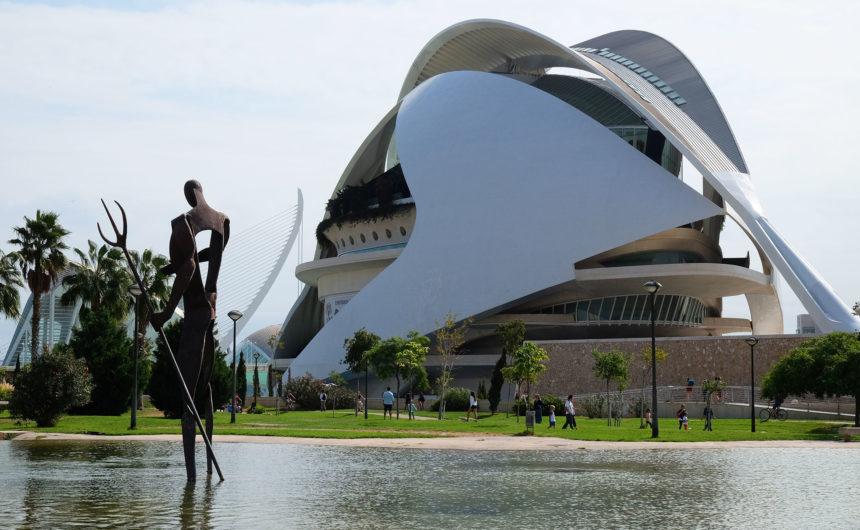 Seven reasons to visit Valencia