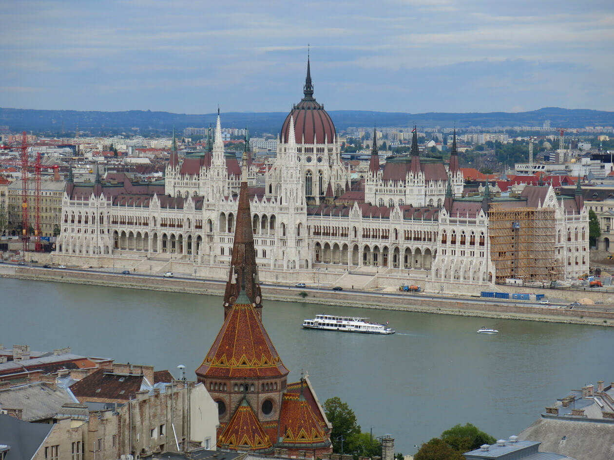 Start your open jaw trip through central Europe in Budapest