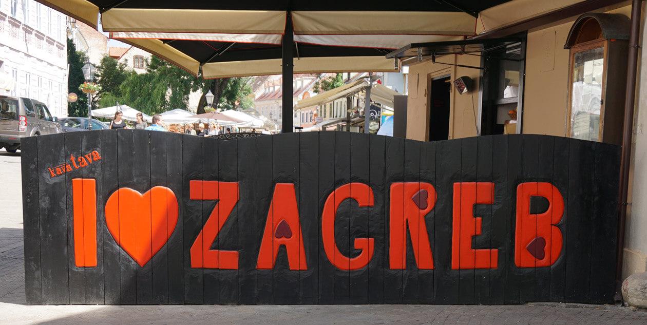 I did love Zagreb