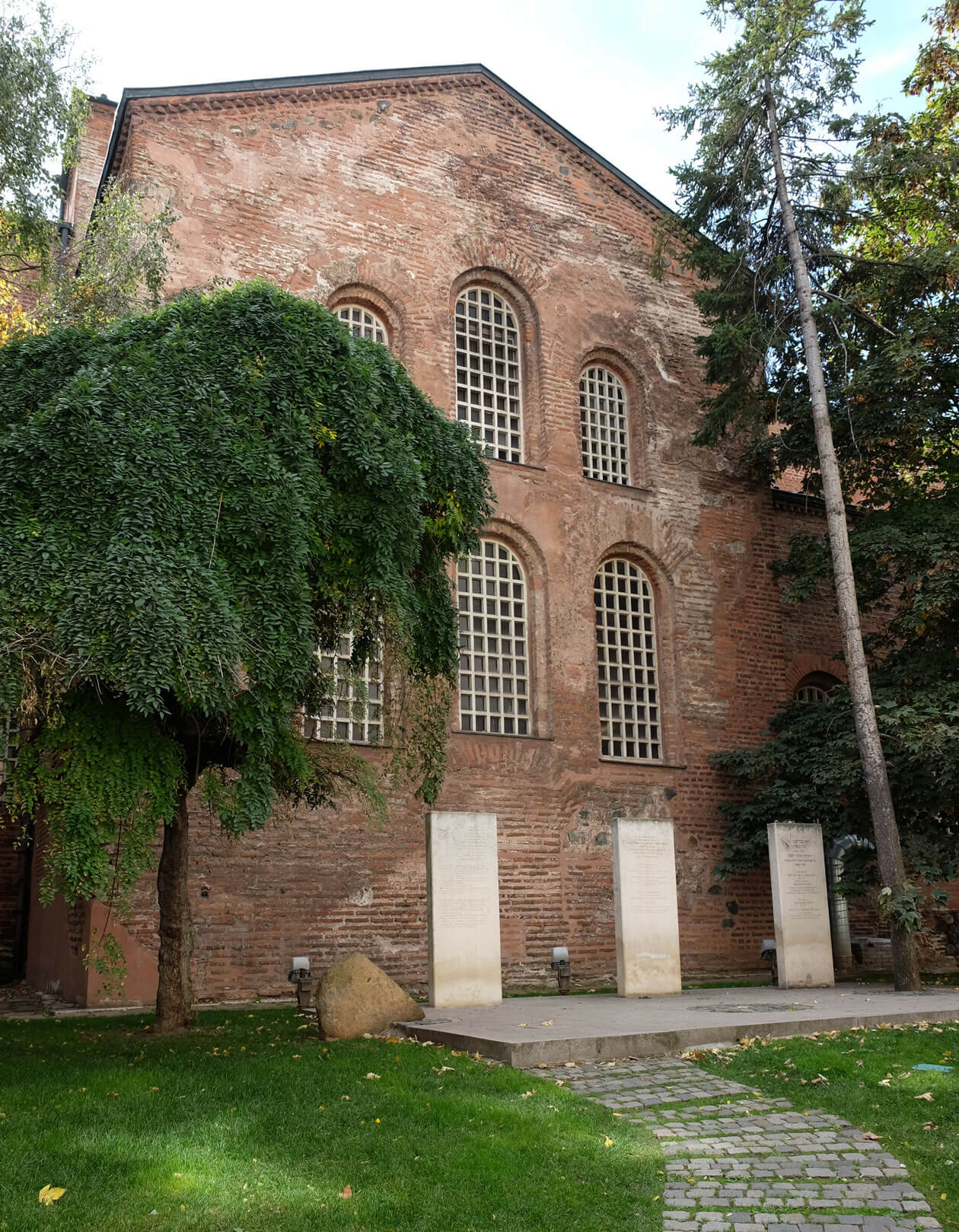 The church of Sveta Sofia