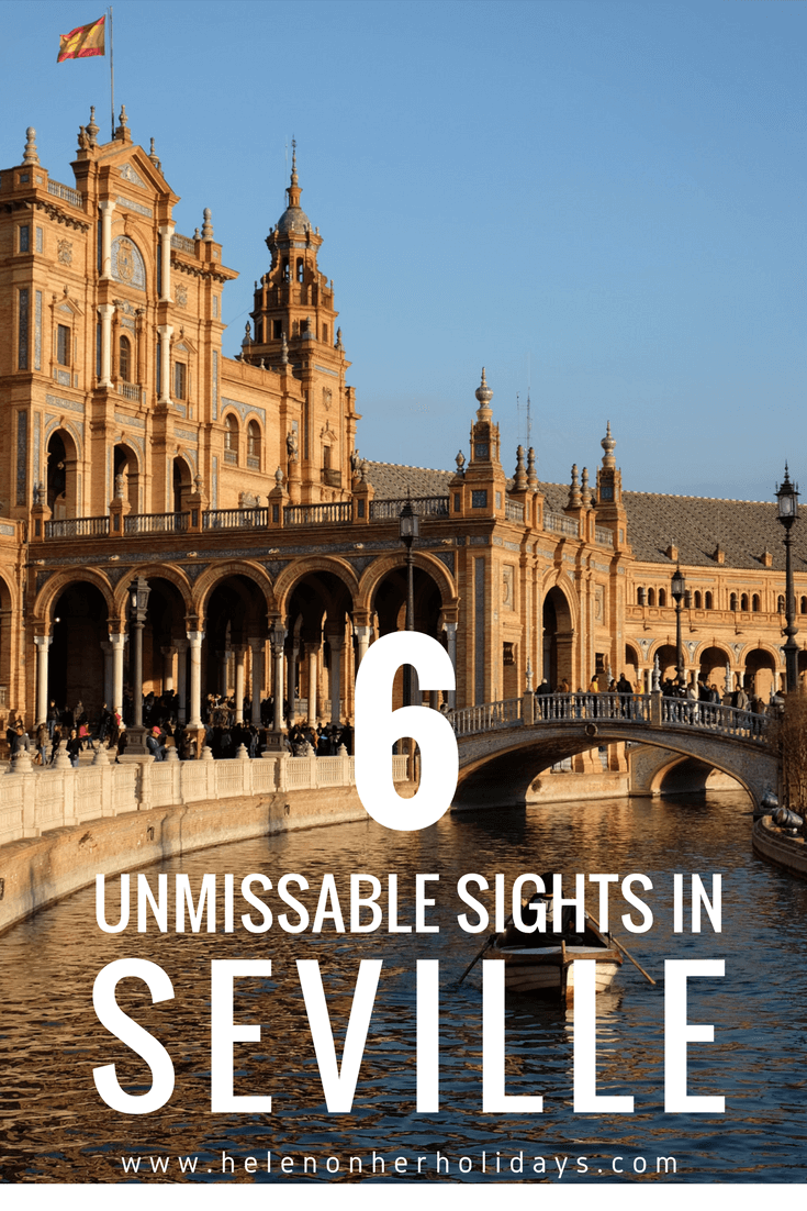 6 Unmissable Sights in Seville
