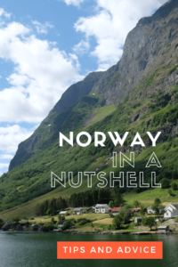 Everything you need to know about planning and making the most of your Norway in a Nutshell trip #Norway #NorwayInANutshell #Bergen #Oslo #Flam #Gudvangen