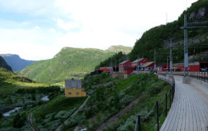 There's not a lot at Myrdal but it is pretty