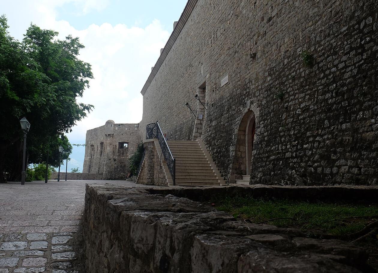 Budva Citadel