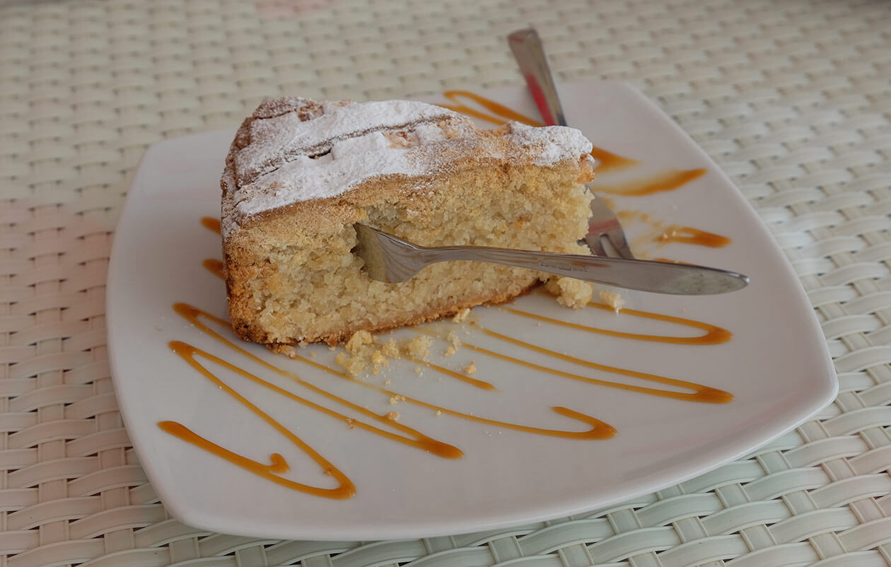 Perast cake