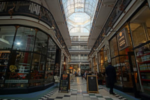 Barton Arcade is my all-time favourite place in Manchester