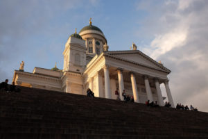 One of Helsinki's Cathedrals