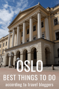 Best things to do in Oslo