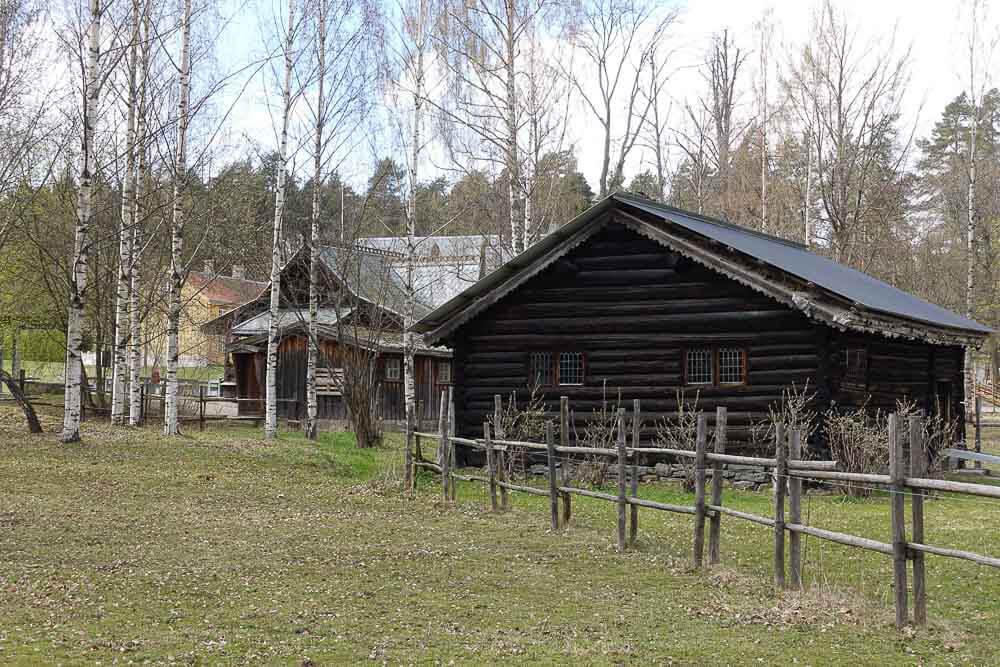The Norsk Folkemuseum in Oslo