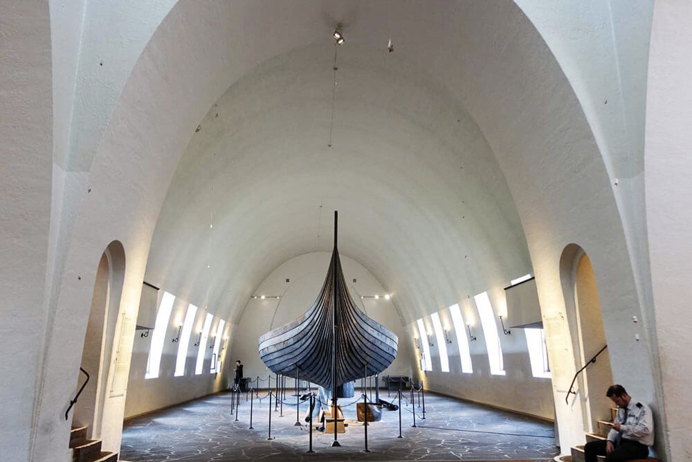The Oslo Viking Ship Museum