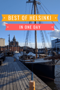 See the best of Helsinki sightseeing in just one day! Easy itinerary for visitors wanting to see the best things to do in Helsinki, Finland