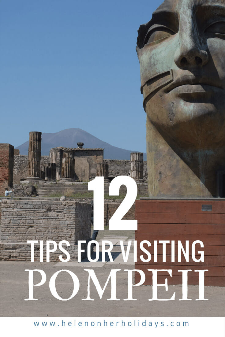 12 tips for visiting Pompeii and climbing Mount Vesuvius
