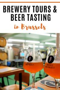 Brewery Tours & Beer tasting in Brussels