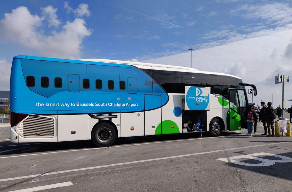 "Image result for brussels Charleroi Airport transport"""