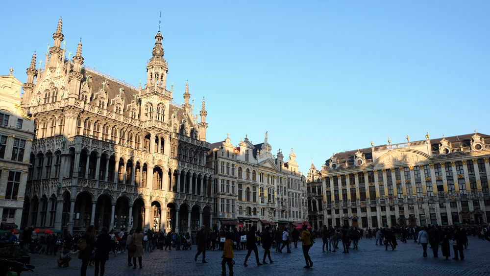 Top things to do in Brussels in two days