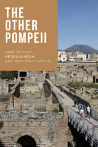 The Other Pompeii - Herculaneum