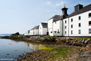 Kavita took her husband to Islay for his birthday to visit his favourite Scotch Whisky distilleries