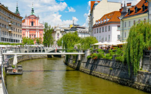 Ljubljana is a beautiful and compact city, ideal for a relaxing birthday city break