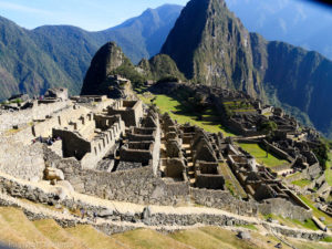 Fiona took a once-in-a-lifetime trip to Machu Picchu for her 40th birthday