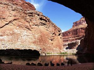 A trip through the Grand Canyon made the perfect 50th birthday trip