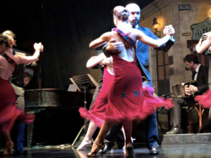James Ian had always wanted to see tango in Argentina, and made his dream come true for his 50th birthday
