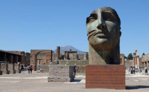It's possible to do a day trip to Pompeii from Ischia