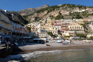 With a bit of planning, visiting Positano and the Amalfi Coast is possible from Ischia