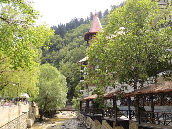 Borjomi in Georgia