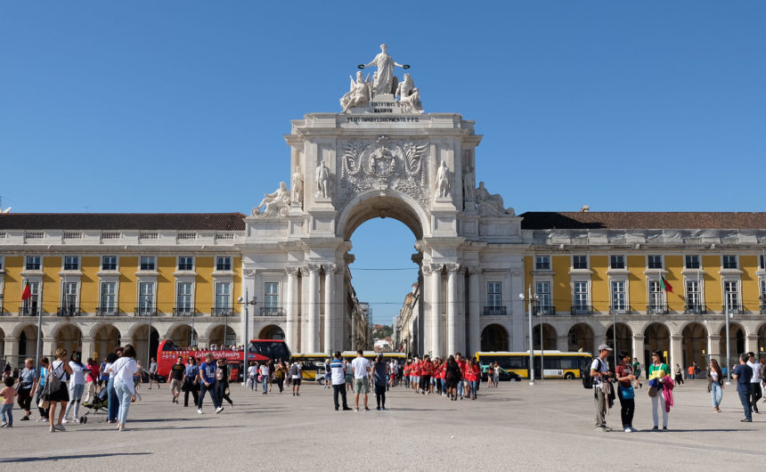 Doing our European Union capitals project gave me the chance to revisit Lisbon