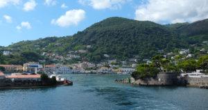 Naples to Ischia Ferry Guide