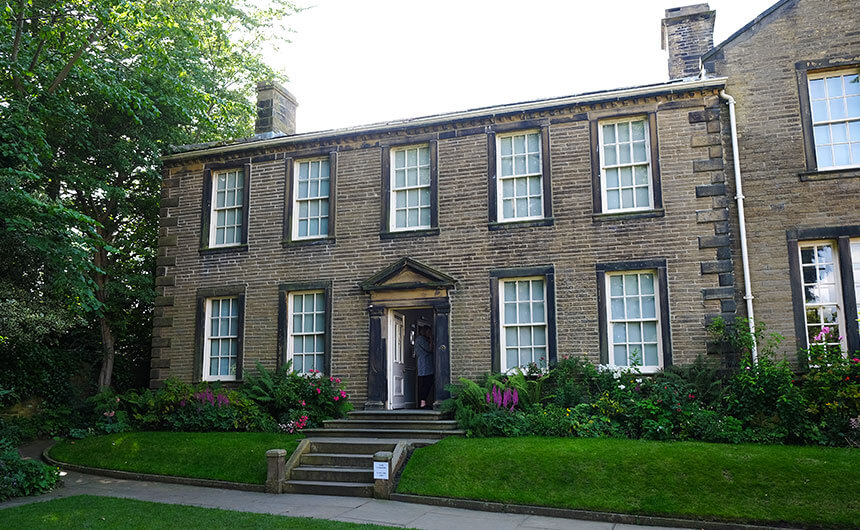 Visiting Haworth, home of the Bronte sisters
