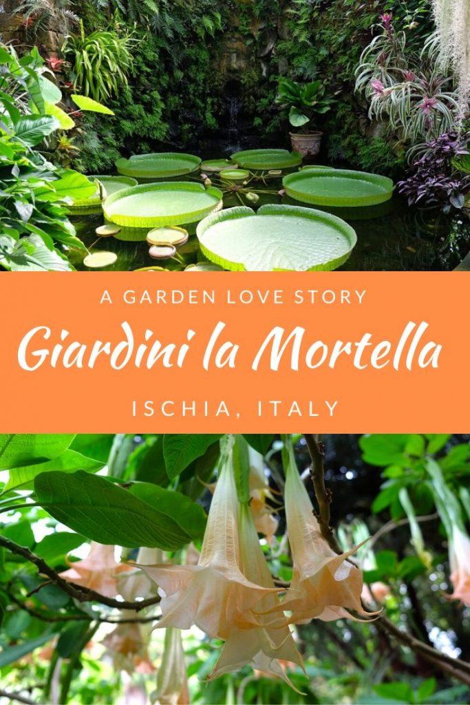 Giardini la Mortella, Ischia, Italy