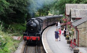 Heritage Railways to visit