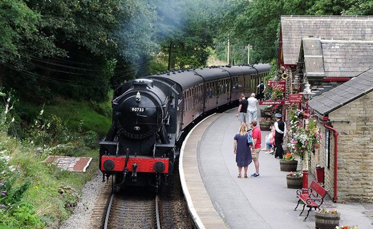 Heritage Railways to visit