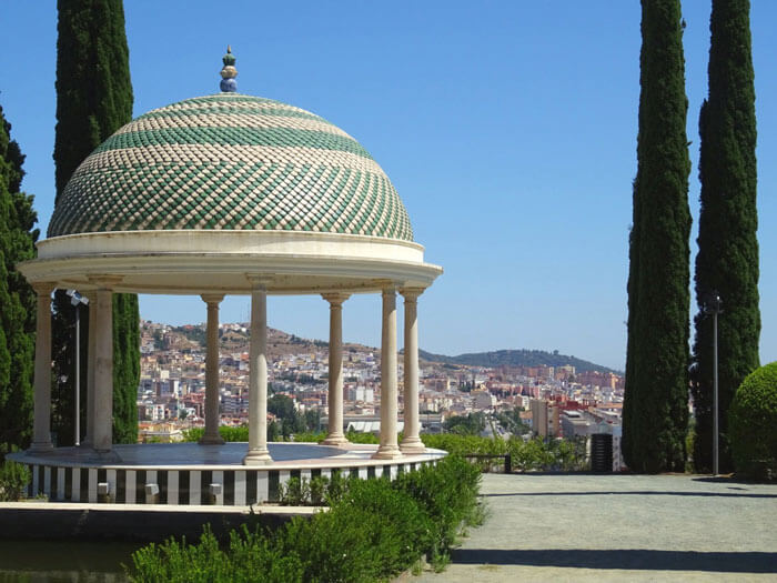 The Botanical Garden in Malaga. Image by einskink on Flickr and licenced under Creative Commons