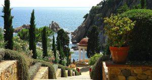 Gardens in Spain