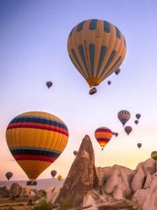 40th birthday trip ideas