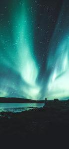 40th birthday northern lights