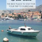 Pin why Cavtat is the best base for Dubrovnik for later